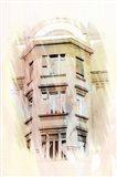 Classical Facade 3 Art Print