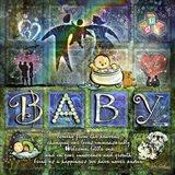 Welcome Baby Boy Art Print