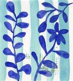Talavera Blu Art Print