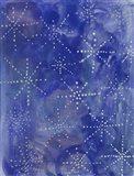 Noche Azul Art Print