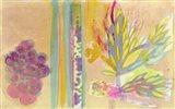 Blooming Garden Art Print