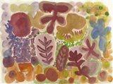 Garden of Pink Art Print
