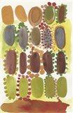 Pebbles and Confetti Art Print