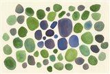 Confetti Green Art Print
