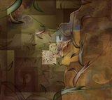 Babylon III Art Print