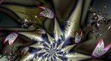 Wonderland Blooms Art Print