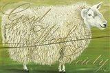 Good Wool Society Art Print