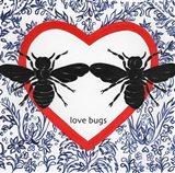 Love Bugs Valetines Art Print