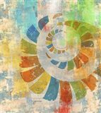Graphic Abstract 3 Art Print