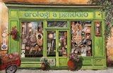 Orologi a Dondolo Art Print