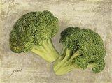 Broccoletti Art Print