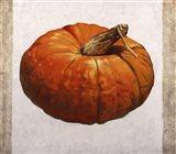 Zucca Borgogno Art Print