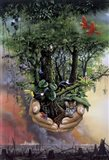 Save The Rainforest Art Print