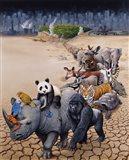 Save Our Environment Art Print