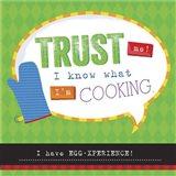 Cooking Up The Good Life 5 Art Print
