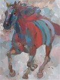 Spirit Runner Art Print