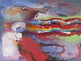 Color Storm Sonata Art Print