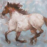 Roan Runner Art Print