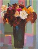Bouquet of Many Colors Art Print