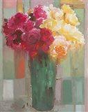 Poetic Bouquet Art Print