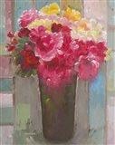 Bouquet of Roses Art Print