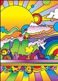 Sun 6 Art Print