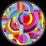 Circles 1 Art Print