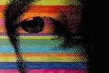 George's Eye Art Print