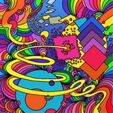 Cosmic Bang Art Print