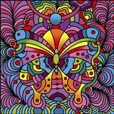 Pop Art Butterfly Art Print