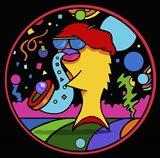 Jazz Fish Art Print