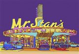 Pop Art - Mr Stan Art Print