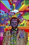 Psychedelic - Abe Art Print