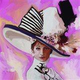 Audrey Hepburn My Fair Lady Art Print