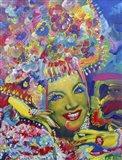 Carmen Miranda Art Print