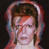 David Bowie Alladin - Sane Art Print