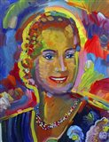 Evita Eva Perone Art Print