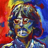 George Harrison Glasses Art Print