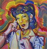 Lily Tomlin Art Print