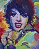 Liza Minelli Art Print
