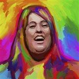 Mama Cass Art Print