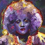 Marlene Deitrich Vodoo Art Print
