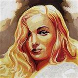 Veronica Lake Art Print