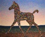 Foal Spirit Art Print