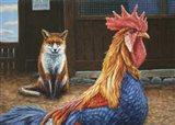 Peaceful Coexistence Art Print