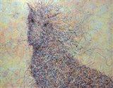 Wildhorse Art Print