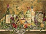 Grapes Of Tuscany Art Print