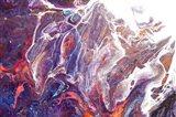 Fluid Acrylic Arabian Fairytales 5 Art Print