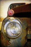 Headlight, Chevy Loadmaster Art Print