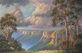 Approaching Storm - Katoomba Art Print